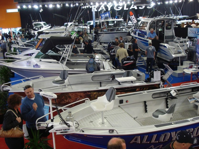 McLay's 2014 Range Proves To Be A Real hit At The Hutchwilco New Zealand Boat Show