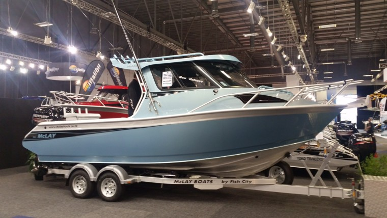 McLay Boats unveils all new top of the line boat package – Premier Series
