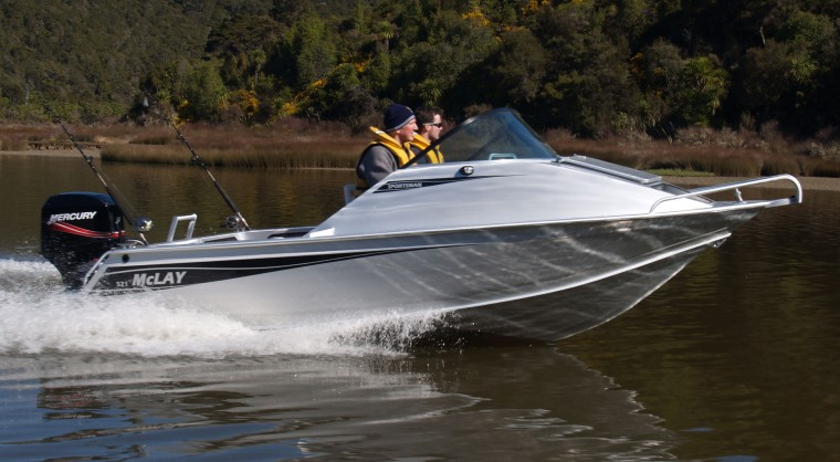 Aluminium Trailer Boat Packages A Real Hit!