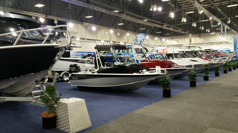 The Hutchwilco New Zealand Boat Show