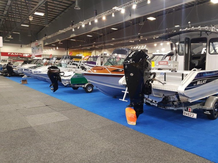 The Hutchwilco New Zealand Boat Show 2018