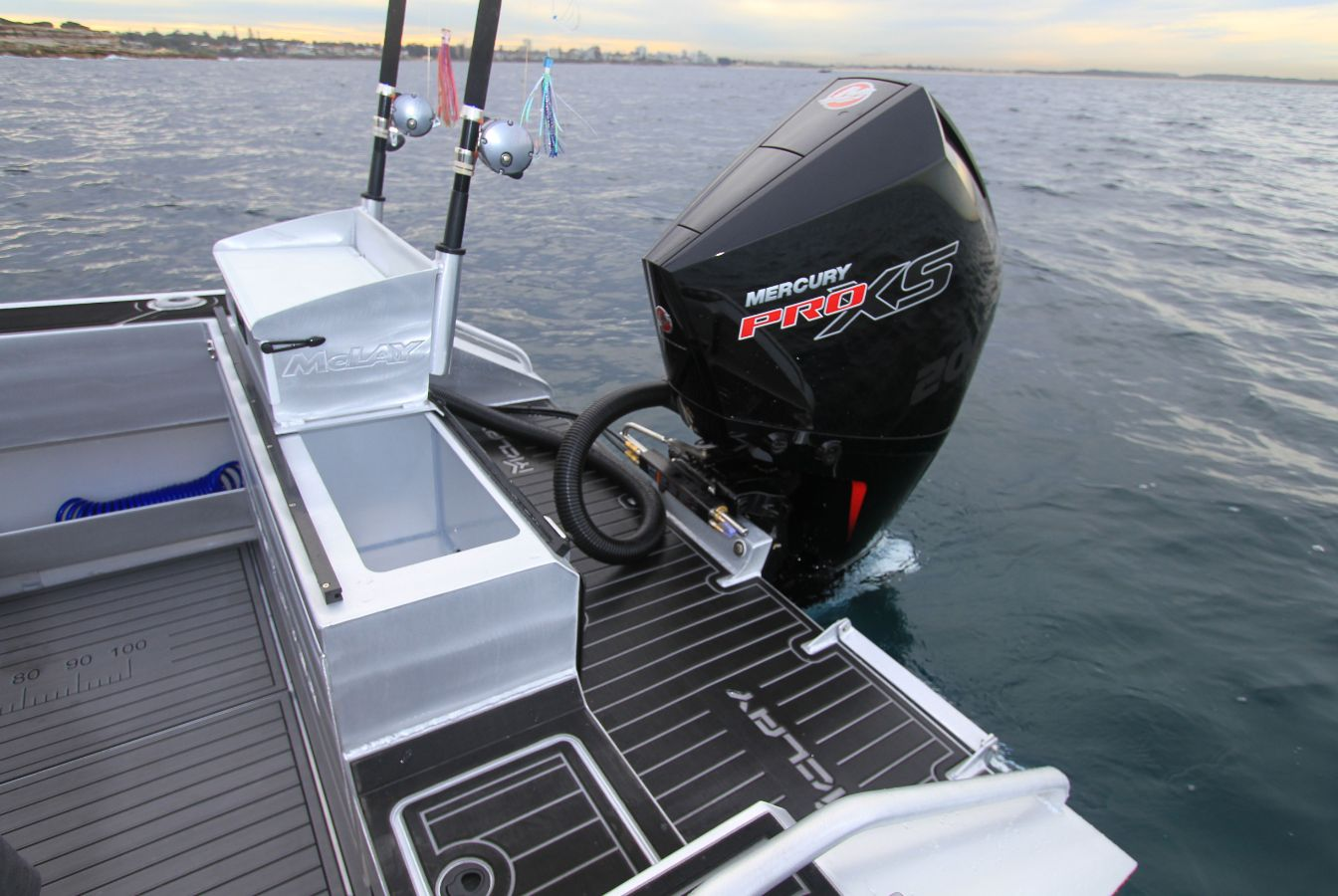 mercury outboard boats